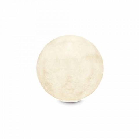 Außenstehleuchte In-es.artdesign Ex.Moon in Nebulite