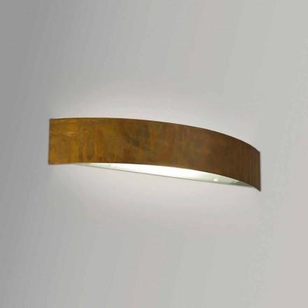 Wandleuchte aus Messing im modernen Design 47xH8x sp. 8 cm Blandin