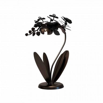 Tischlampe aus Eisen in modernem Design Made in Italy - Amorpha