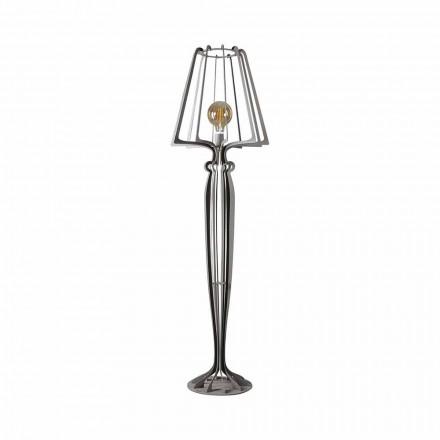 Moderne Design Stehlampe aus Eisen Made in Italy - Giunone