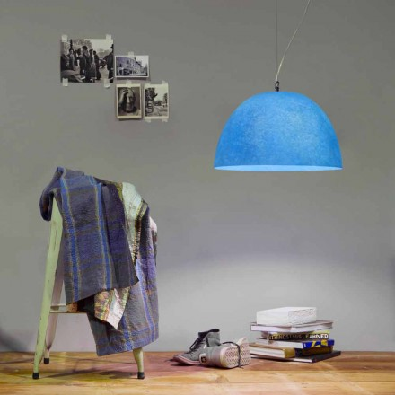 Suspension Design Lampe In-es.artdesign H2o Colored Nebulite