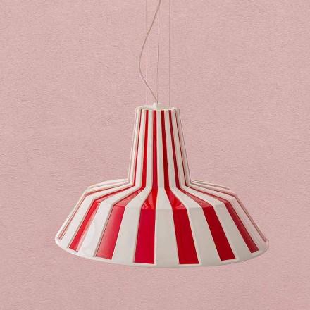 Hängeleuchte modernes Design aus Keramik – Budin Aldo Bernardi