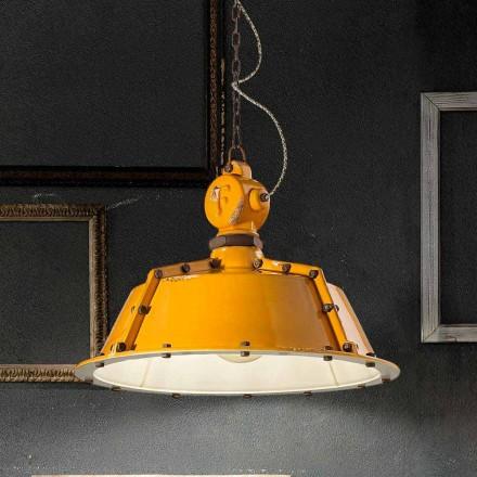 Hängelampe im Industrial Vintage Design Jillian Ferroluce