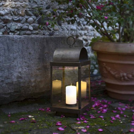 Made in Italy Gartenlaterne Windlichter by Il Fanale