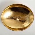 Aufsatzwaschbecken aus Keramik-gold made in Italy Design Animals