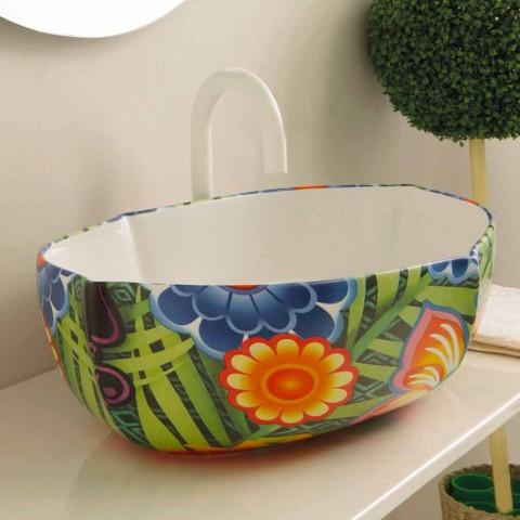 Design-Arbeitsplatte aus Keramik, made in Italy Oscar