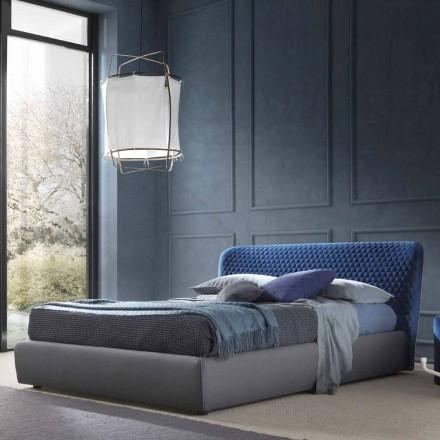 Doppelbett mit Box, Contemporaru Design, Corolle von Bolzan