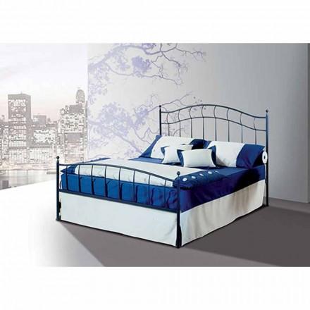 Doppelbett aus Schmiedeeisen Ametista