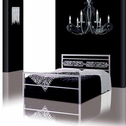 Doppelbett aus Schmiedeeisen Dioniso