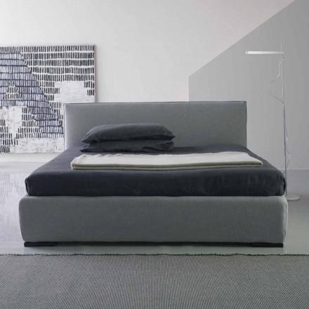 Modernes Doppelbett, ohne Bettcontainer, Gaya New von Bolzan