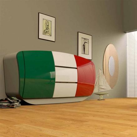 Sideboard in modernem Design Made in Italy Boom
