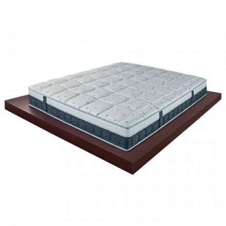 Hochwertige Doppelmatratze H 25 cm aus Memory Foam Made in Italy – Villa