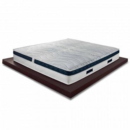 Hochwertige Einzel-Matratze aus Memory Foam H 22 cm Made in Italy – Duran