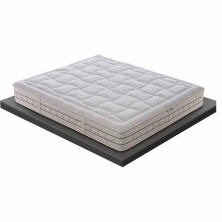 Hochwertige Einzel-Matratze aus Memory Foam H 25 cm – Platinum