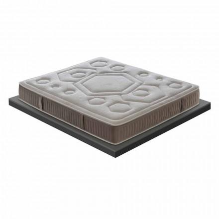 Hochwertige Einzel-Matratze aus Memory Foam H 25 cm – Arancia