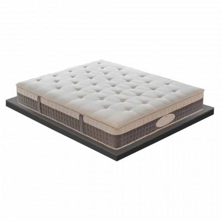 Hochwertige Einzel-Matratze aus Memory Foam H 25 cm – Silvestro