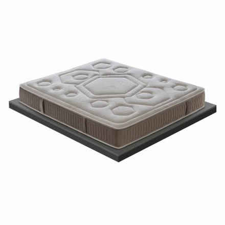 Hochwertige Queen Size Matratze aus Memory Foam H 25 cm  - Arancia