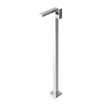 Made in Italy Design Messingmischer für Bodenbecken - Panela