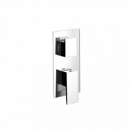 Made in Italy Design 3-Wege-Duschmischer - Bibo