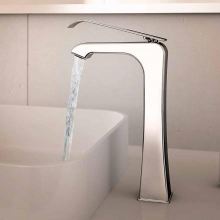 Made in Italy Design Chrom Messing Waschtischmischer - Bonina