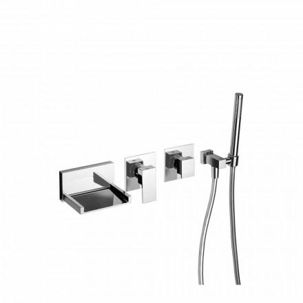 Made in Italy Design Eingebauter Badewannenmischer - Bibo