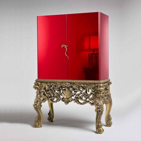 Möbel Mit Geschnitzte Basis Aus Holzluxury Design Made In Italy Sam