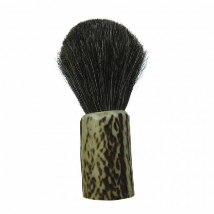 Handgemachter Rasierpinsel mit Made in Italy Rosshaarborsten - Euforia