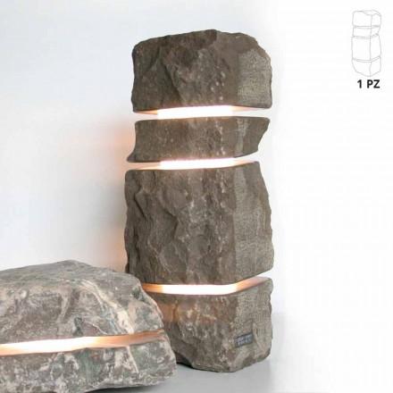 Steinleuchte für den Außenraum Stonehenge, Einzelstück