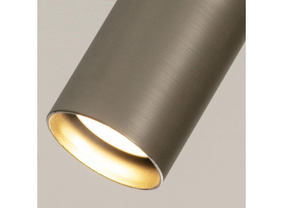 Artisan Deckenlampe aus Keramik und Metall Made in Italy - Toscot Match