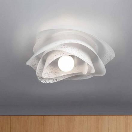 Moderne Deckenleuchte mit einem Durchmesser von 55 cm Antalya, hergestellt in Italien
