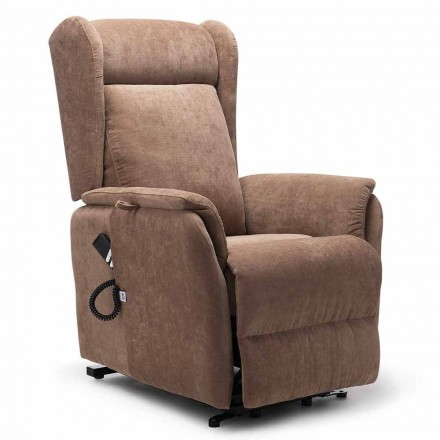 Lift Relax Lift Chair mit 2 Motoren, mit Rädern, High Quality - Juliette