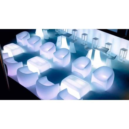 Outdoor-Sessel in modernem Design aus Polyethylenharz Blow von Vondom