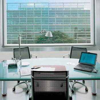 Chair Executive Office-Netzwerk, hohe Rückenlehne, Licht
