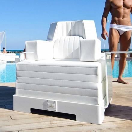 Schwimmendes Loungesofa Luxury