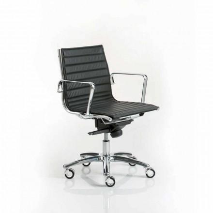 Bürosessel von moderne Design auf Rollen  Light by Luxy