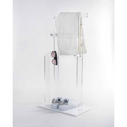 Bad Handtuchhalter aus Plexiglas PMMA, Zanica