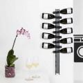 Baby Big geräucherter Wandlampenhalter L6xH100xP11cm, modernes Design
