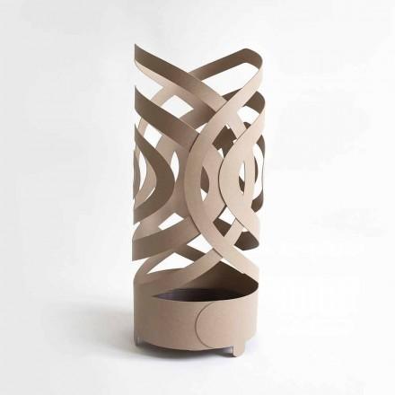 Schirmständer in modernem Design aus farbigem Eisen Made in Italy - Olfeo
