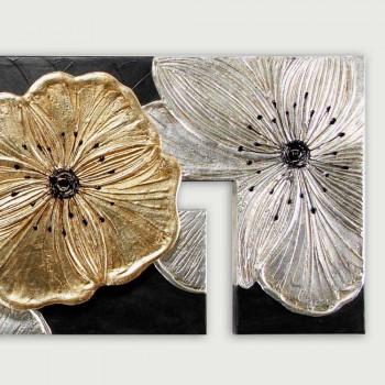 Rahmen Petunia Gold-Pintdecor