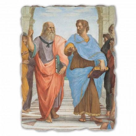 Großes Fresko Raffaello Sanzio die Schule von Athen