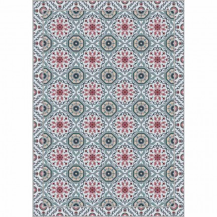 Coloured Design Table Runner aus PVC und Polyester mit Fantasy - Meriva