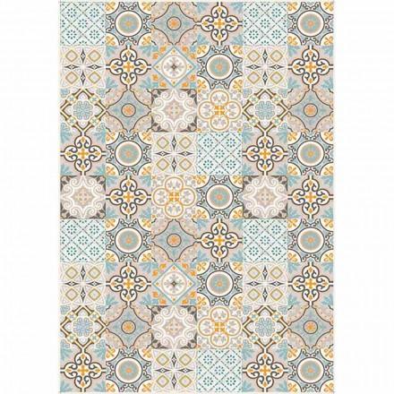 Tischläufer aus PVC und Polyester mit elegantem Design - Frisca