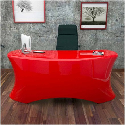 Moderner Design Schreibtisch Ely Made in Italy