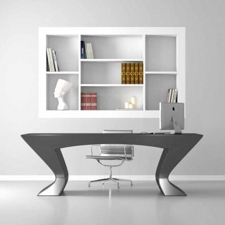 Schreibtisch Büro in modernem Design Nefertiti Made in Italy