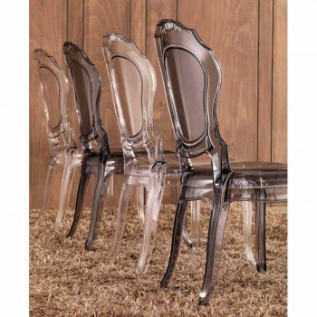 Klassischer Stuhl Janis
