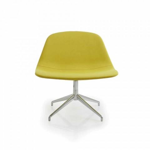 von modernen Design-Bürostuhl Llounge, made in Italy von Luxy