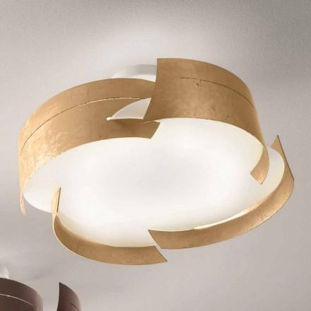 Selene Vultur Design Deckenlampe Ø59,5 H 25cm made in Italy