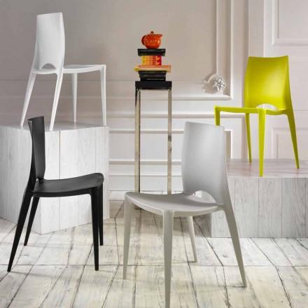 Moderner Stuhl im 4er Set Felicia