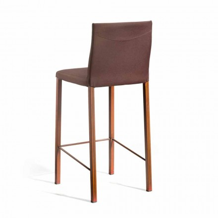 Hocker für Bar / Küche H. 96 cm Floyd, modernes Design, made in Italy
