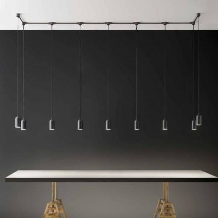 modernes Hängesystem aus Messing - Frasca Aldo Bernardi